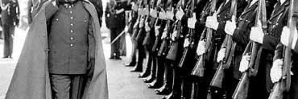 O advento da ditadura secreta