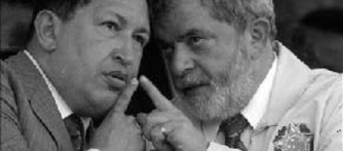 Chávez, Lula e Gurdjieff