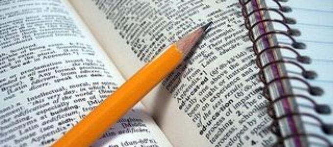 Estudar antes de falar