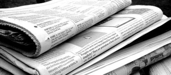 Saudades do jornalismo