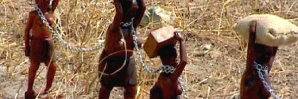 Escravos por natureza