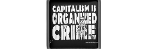 Mais um crime do capitalismo
