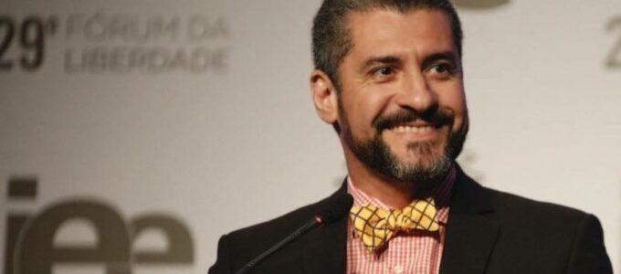 Bruno Garschagen conversa com Olavo de Carvalho