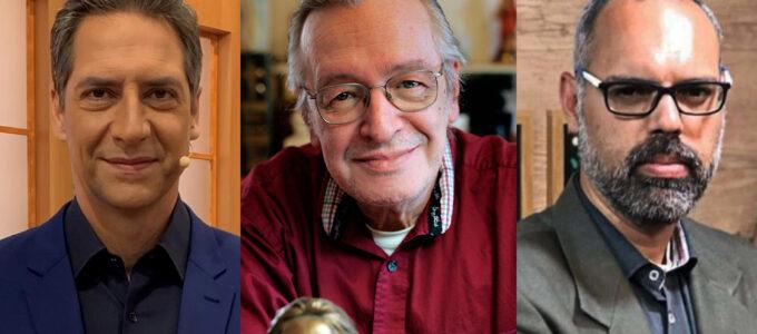 LIVE: Olavo de Carvalho, Lacombe e Allan dos Santos